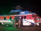 Máy bay trực thăng cứu ngư dân bị trọng thương ở Trường Sa