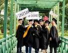 Chùm ảnh: Niềm vui ngày tốt nghiệp của các tân thạc sĩ FSB