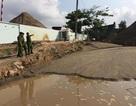 Công an nổ súng bắt 3 ghe hút cát trộm trên sông Đồng Nai