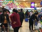 Gia Lai: Siêu thị đông nghẹt khách đi sắm Tết