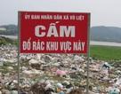 Yêu cầu xử lý việc rác thải làm ô nhiễm sông Lam tại Thanh Chương