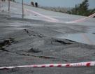 """Con đường """"tan hoang"""" sau bão: Đề nghị kiểm tra lại chất lượng công trình"""