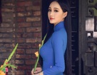 """""""Bản sao"""" Hoa hậu Giáng My hé lộ ý định thi Hoa hậu Việt Nam"""