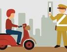 Cảnh sát giao thông được phép dừng xe khi nào?