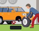 Bạn nên thay lốp khi nào?