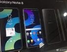 Ảnh chính thức Galaxy Note 8 lần đầu lộ diện qua poster quảng cáo