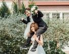 Ảnh cưới hoán đổi cô dâu - chú rể hết sức hài hước