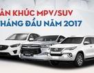 Toyota vẫn đang dẫn đầu phân khúc MPV/SUV