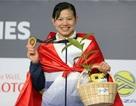 Ánh Viên lần thứ 4 giành danh hiệu vận động viên tiêu biểu