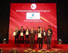Đất Xanh Miền Trung đạt giải thưởng Top 500 doanh nghiệp lợi nhuận tốt nhất 2017