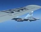 Bức ảnh hé lộ phút chạm trán căng thẳng giữa máy bay Nga-Mỹ ở Baltic