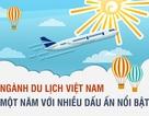 Điểm danh những dấu ấn nổi bật của du lịch Việt Nam năm 2017