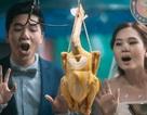 """Hài hước bộ ảnh cưới """"mê ẩm thực"""" của cặp đôi Thái Lan"""