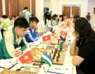 Trần Tuấn Minh bất ngờ chia ngôi đầu bảng với Wang Hao tại giải cờ vua HDBank 2017
