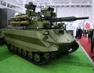 Nga tính triển khai robot chiến đấu Uran-9 mới phát triển tới Syria