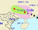 Bão số 7 suy yếu thành áp thấp nhiệt đới, Bắc Bộ mưa diện rộng