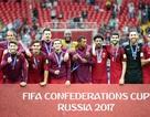 Ngược dòng thắng Mexico, Bồ Đào Nha giành HCĐ Confederations Cup