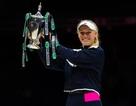 WTA Finals: Hạ Venus Williams, Wozniacki giành ngôi vô địch