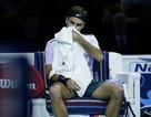 Federer thua sốc trước Goffin ở bán kết ATP Finals