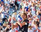 Đánh bại Federer, Alexander Zverev đăng quang ở Rogers Cup