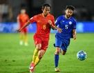 Đội bóng số 1 Đông Nam Á thảm bại 8 bàn trước Trung Quốc