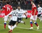 Messi nhạt nhòa, Aguero giúp Argentina đánh bại Nga