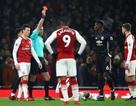 Pobga lên tiếng về chiếc thẻ đỏ ở trận gặp Arsenal