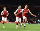 Thiếu 7 trụ cột, Arsenal vẫn giành chiến thắng ở Europa League