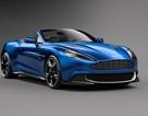 Aston Martin chính thức giới thiệu Vanquish S Volante