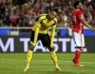 Aubameyang sút hỏng phạt đền, Dortmund bại trận trước Benfica