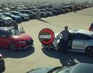 Audi tranh thủ châm biếm Mercedes trong clip quảng cáo mới