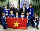 Việt Nam đoạt 6 Huy chương Olympic Khoa học trẻ quốc tế 2017