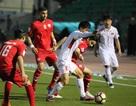 Đội tuyển Việt Nam bất phân thắng bại với Afghanistan