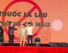 Chương trình cộng đồng kêu gọi người dân ngừng hút thuốc lá lậu chứa coumarin