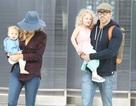 Hình ảnh hiếm hoi của Ryan Reynolds - Blake Lively và 2 con