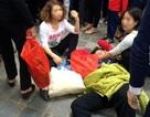 Xử phạt hành chính 3 thanh niên xô ngã cụ già ở chùa Hương