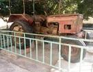 Chiếc máy cày - kỷ vật thiêng liêng Bác Hồ tặng Thanh Hóa
