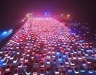 Trung Quốc: Tắc đường khủng khiếp sau kỳ nghỉ lễ năm mới