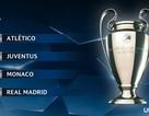 Bốc thăm bán kết Champions League: Kết cục khó lường!