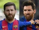 Chàng sinh viên trở nên nổi tiếng vì ngoại hình giống hệt Lionel Messi