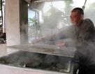 Công nghệ luộc siêu nhanh ở làng làm bánh chưng lớn nhất cả nước