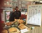 Cô gái Hà Nội đưa bánh mì Việt tới xứ sở hoa Tulip