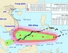 Bão Tembin tăng tốc vào Biển Đông, bão số 15 suy yếu thành áp thấp