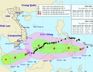 Ngoài vùng ảnh hưởng của bão số 15, biển vẫn sóng lớn hất văng 3 người