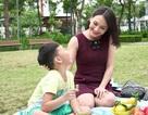 """Bảo Thanh từng """"nước mắt như mưa"""" ôm con 4 tháng tuổi về đón Tết ở nhà ngoại"""