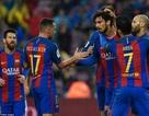 """Tiếp đà thăng hoa, Barcelona """"xé lưới"""" Osasuna tới 7 lần"""