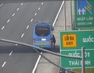 Tước giấy phép lái xe 3 tài xế đón trả khách trên đường cao tốc Hà Nội - Hải Phòng
