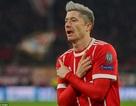 Hạ gục PSG, Bayern Munich vẫn ngậm ngùi xếp thứ hai