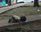 Bức ảnh bé gái uống nước gây xôn xao dư luận Argentina