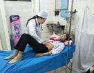 Sau ăn xôi, 12 học sinh đau bụng phải nhập viện